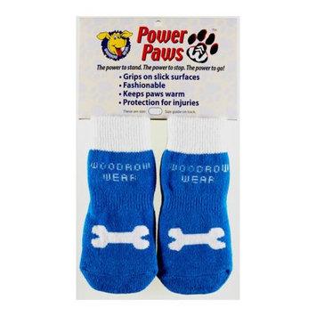 Woodrow Wear Power Paws Advanced Extra Large Blue/Bone