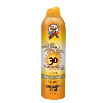 Australian Gold Continuous Clear Spray SPF 30