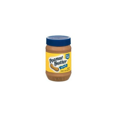 Better Valu Crunchy Peanut Butter (Case of 12)