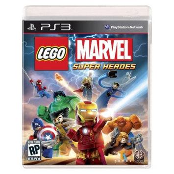 Warner Bros. Games PS3 Game Lego Marvel Heroes PS3