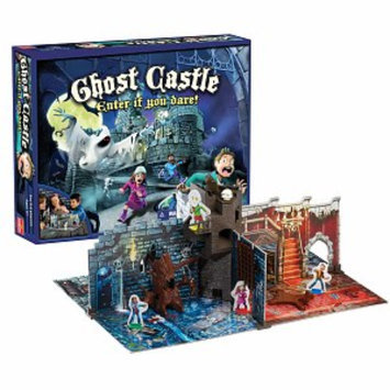 Goliath Games Ghost Castle Ages 6+, 1 ea