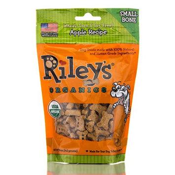 Rileys Organics - Human Grade Organic Dog Treats - 5 oz - Resealable Bag
