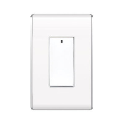 Legrand 800W Decorator Radio Frequency Wall Switch in White