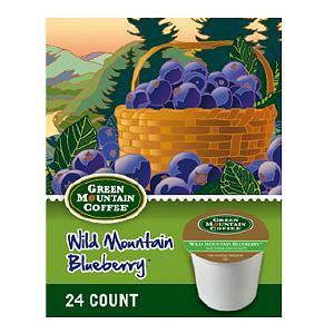 Green Mountain Wild Mountain Blueberry Coffee