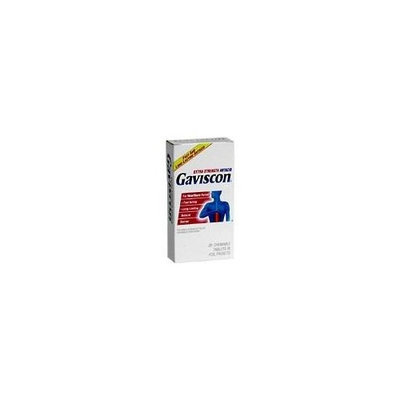Gaviscon Extra Strength Tablets - 30 Ea