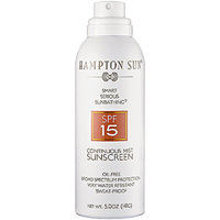 Hampton Sun SPF 15 Continuous Mist Sunscreen 5 oz