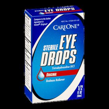 CareOne Sterile Eye Drops Original