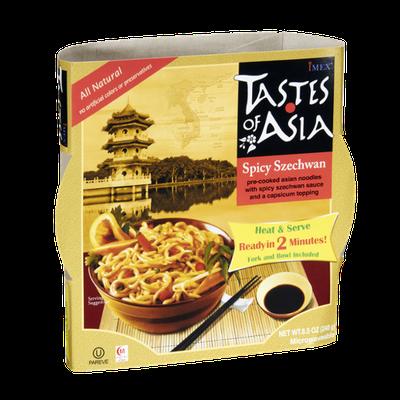 Tastes of Asia Spicy Szechwan Asian Noodles
