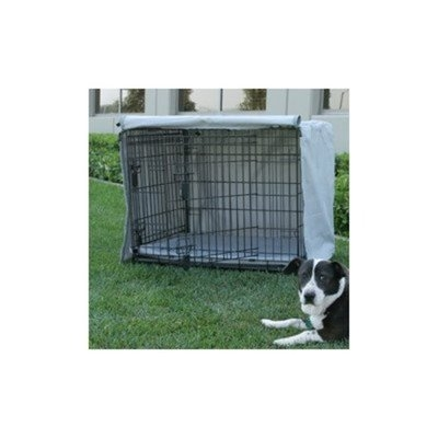 Animated Pet Dog Crate Cover and Pad Set for Midwest iCrate Depth: 36