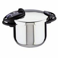 Magefesa Ideal Stainless Steel Super Fast Pressure Cooker 8 Qt.