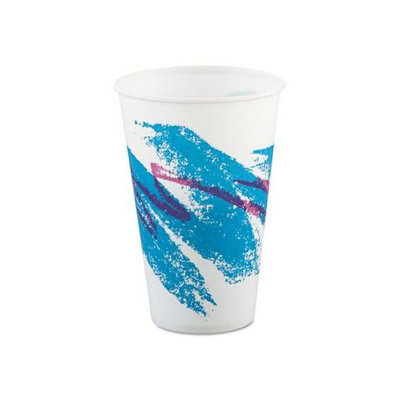 SOLO CUPS Jazz Waxed Paper Cold Cups