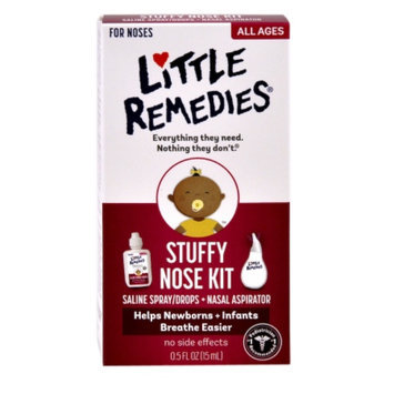 Little Noses Stuffy Nose Kit