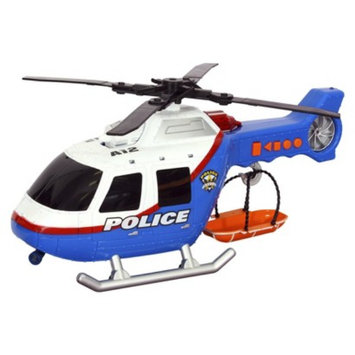 Road Rippers Rush and Rescue Police Helicopter