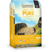 Canidae Pure Foundations Puppy Formula - Fresh Chicken