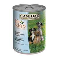 Phillips Feed & Pet Supply Canidae Large Breed Puppy Duck/Lentil Can Dog Food