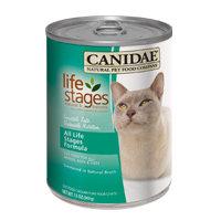 Felidae Can Cat Food Chicken Lamb & Fish 13 oz