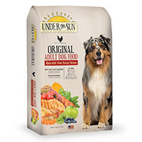 Under the Sun Original Adult Formula Dry Dog Food