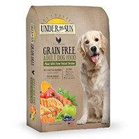 Under the Sun Grain Free Adult Formula with Farm Raised Chicken Dry