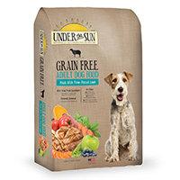 Under the Sun Grain Free Adult Formula with Farm Raised Lamb Dry Dog