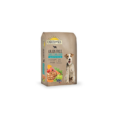 Under the Sun Grain Free Adult Formula with Farm Raised Lamb Dry Dog