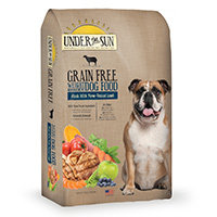 Under the Sun Grain Free Weight Management Formula Dry Dog Food