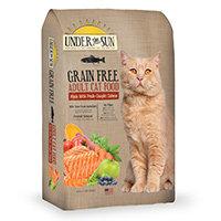 Under the Sun Grain Free Adult Formula Dry Cat Food