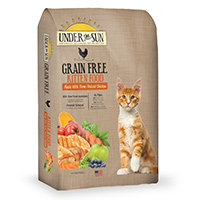 Under the Sun Grain Free Kitten Formula Dry Cat Food