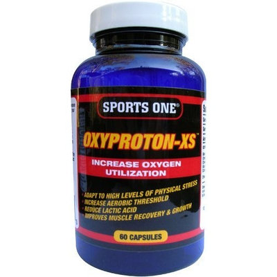 Sports One Oxyproton-XS, 60-Capsule Bottle