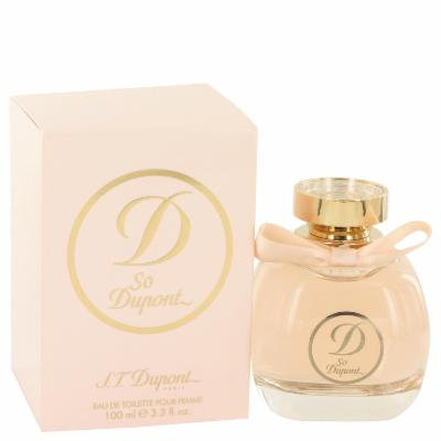 So Dupont for Women by St Dupont EDT Spray 3.3 oz