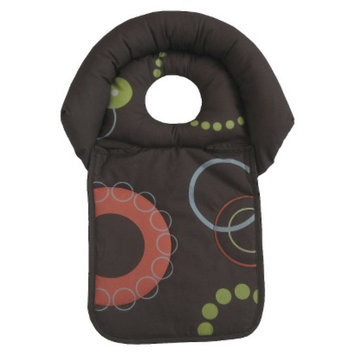 Boppy Head Support for Strollers and Carriers - Brown by