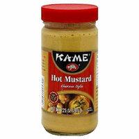Ka-Me Chinese Style Hot Mustard, 7.25 oz