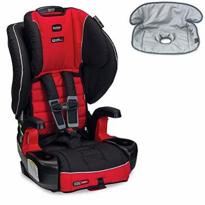 Britax Frontier G1.1 Clicktight Harness-2-Booster Car Seat w Seat Saver Waterproof Liner (Congo)