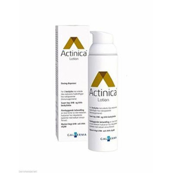 Actinica SUN Protection Anti -Ageing & Non-melanoma Lotion 80g Budding Youth