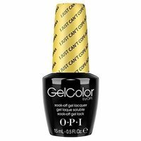 OPI GEL COLOR Nail Polish Lacquer - Brazil Collection - GC A65 - I Just Can't Cope-acabana, 0.5 Fluid Ounce