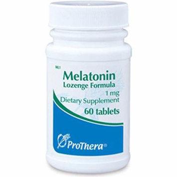 ProThera Melatonin Lozenge 1mg 60 Tablets