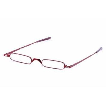 Eyestic Reading Glasses (Red, 1 x)