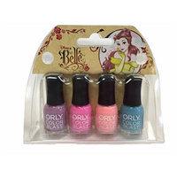 Disney Belle Orly Color Blast Mini Nail Polish Set #51124