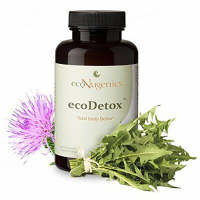 ecoNugenics Ecodetox (EDTOX90) (90 capsules)