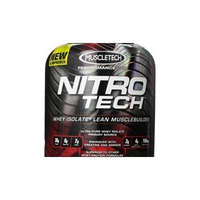 Muscletech Nitrotech Performance Series, Vanilla Birthday Cake, 4 Lbs