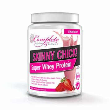 Skinny Chick! Super Whey Protein, Strawberry