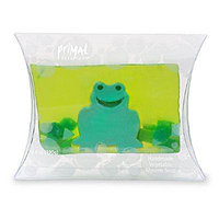 Primal Elements Handmade Vegetable Glycerin Soap - Green Frog