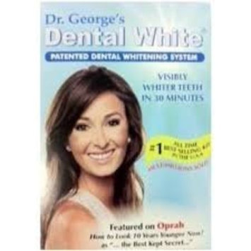 Dr. George's  Dr George's Dental White Kit, Patented Dental Whitening System