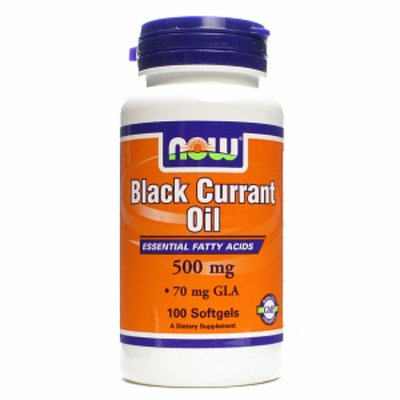 NOW Foods Black Currant Oil 500mg