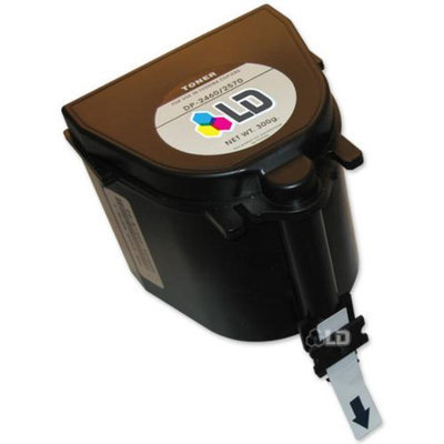 LD © Toshiba Compatible T2460 Black Laser Toner Kit