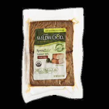 Wildwood Organic SprouTofu Teriyaki Baked Tofu