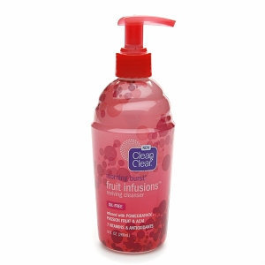 Clean & Clear® Morning Burst Fruit Infusions Reviving Cleanser