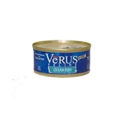 Verus Ocean Fish Canned Wet Cat Food (5.5 oz.) (Set of 24)