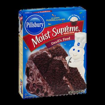 Pillsbury Moist Supreme Cake Mix Devil's Food
