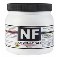 Naturally Fast Black Cherry Lime 25 Servings, 800 Gram (Pack of 8)