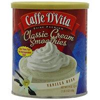 CAFFE D'VITA SMOOTHIE MIXES 19OZ CAN (VANILLA BEAN)